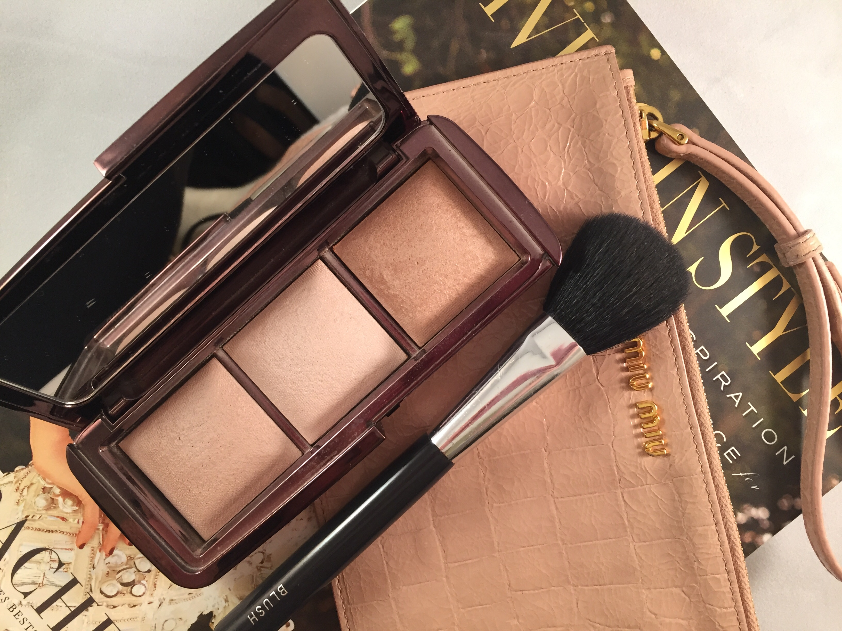 ... Rarely Do I Find A Makeup Prod Is Purchased One Day And Used Everyday  And Night From That Day Forward. The Hourglass Ambient Lighting Palette Was  One Of ...